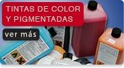 TINTAS Y SOLVENTES PARA CODIFICADORES INKJET LEIBINGER